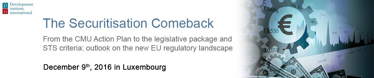 DII Securitisation Comeback
